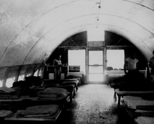 Quonset Hut Interior