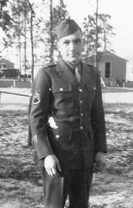 Robert Earl Russell C.A.A.B. 1943