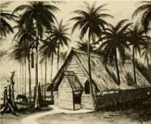 Banika Island Chapel