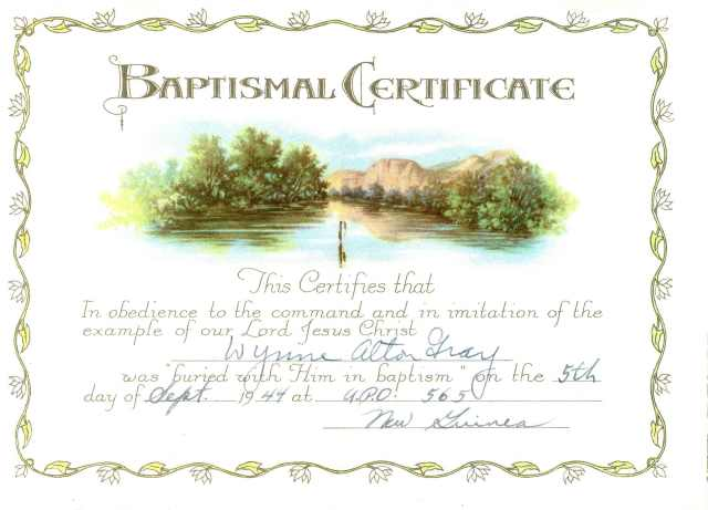 Baptismal Certificate0001