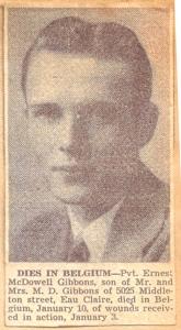 Ernest M. Gibbons