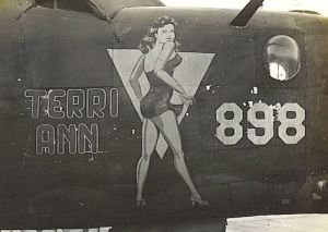 B-24 #42-94898